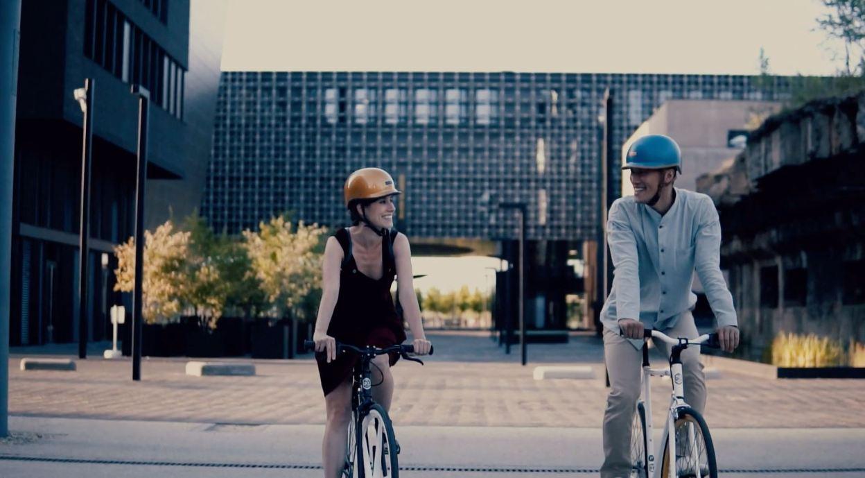 Dada Cycles, le casque vélo urbain sauce éco-durable