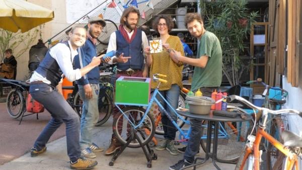 Occitanie, la Maison du Vélo à Toulouse
