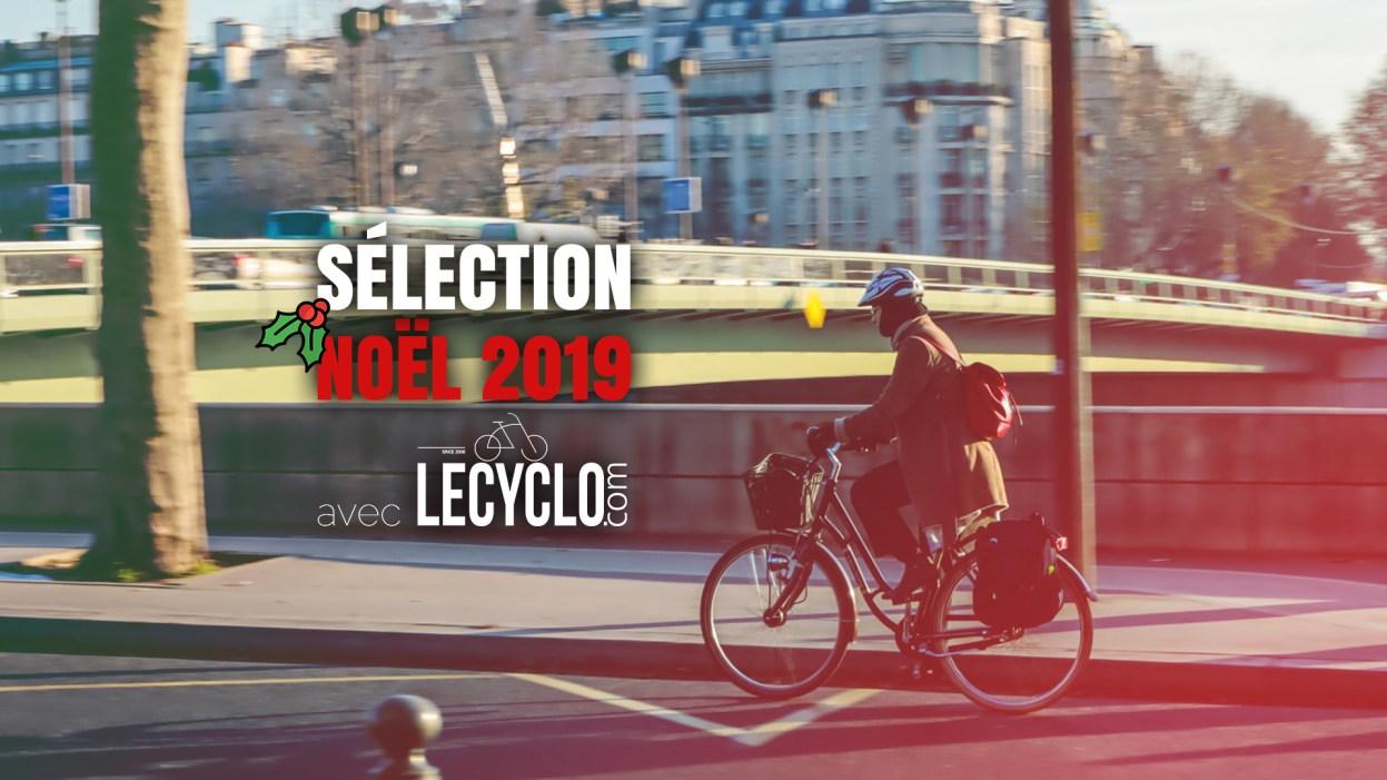 Vélo urbain, votre liste shopping Noël 2019