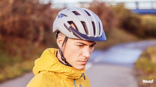 Weelz Test Casque Velo Met Helmets Vinci Allroad 2020 2326
