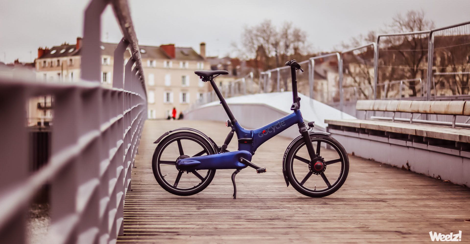 [Test] GoCycle GX, le vélo pliant anglais design et électrique