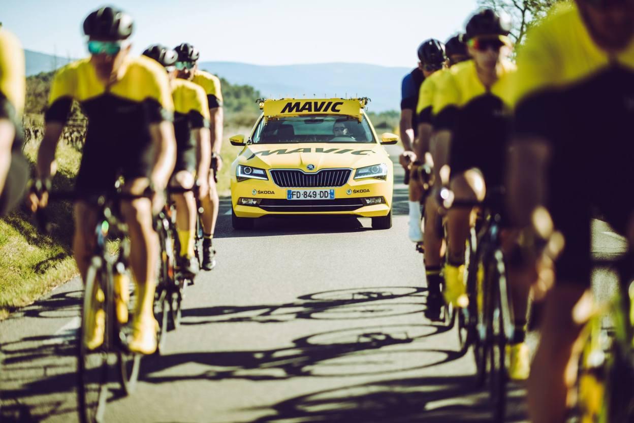 Mavic, la reprise de la marque cycliste française toujours en suspens