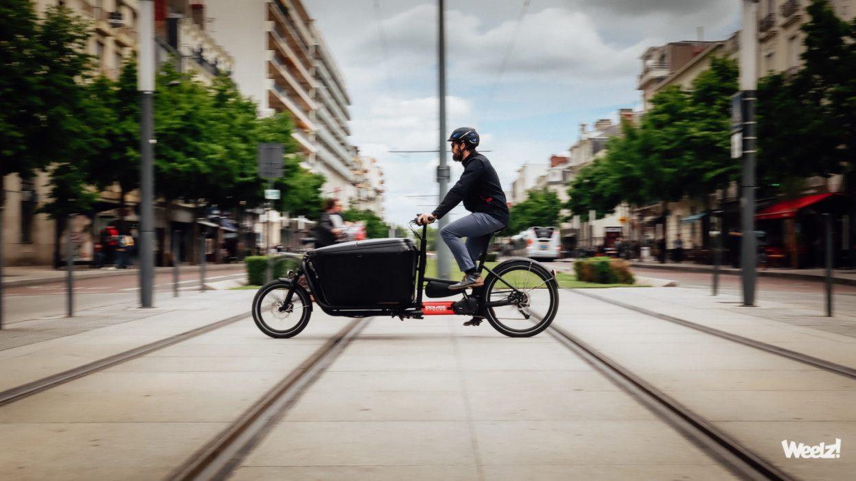 Vélo cargo : le boom des ventes en Europe devrait dépasser les 50% en 2020