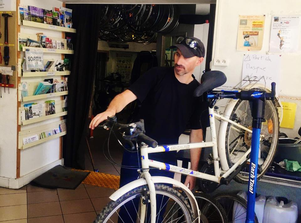 [Portrait] Étienne Jolivalt, futur mécanicien vélo comme les autres