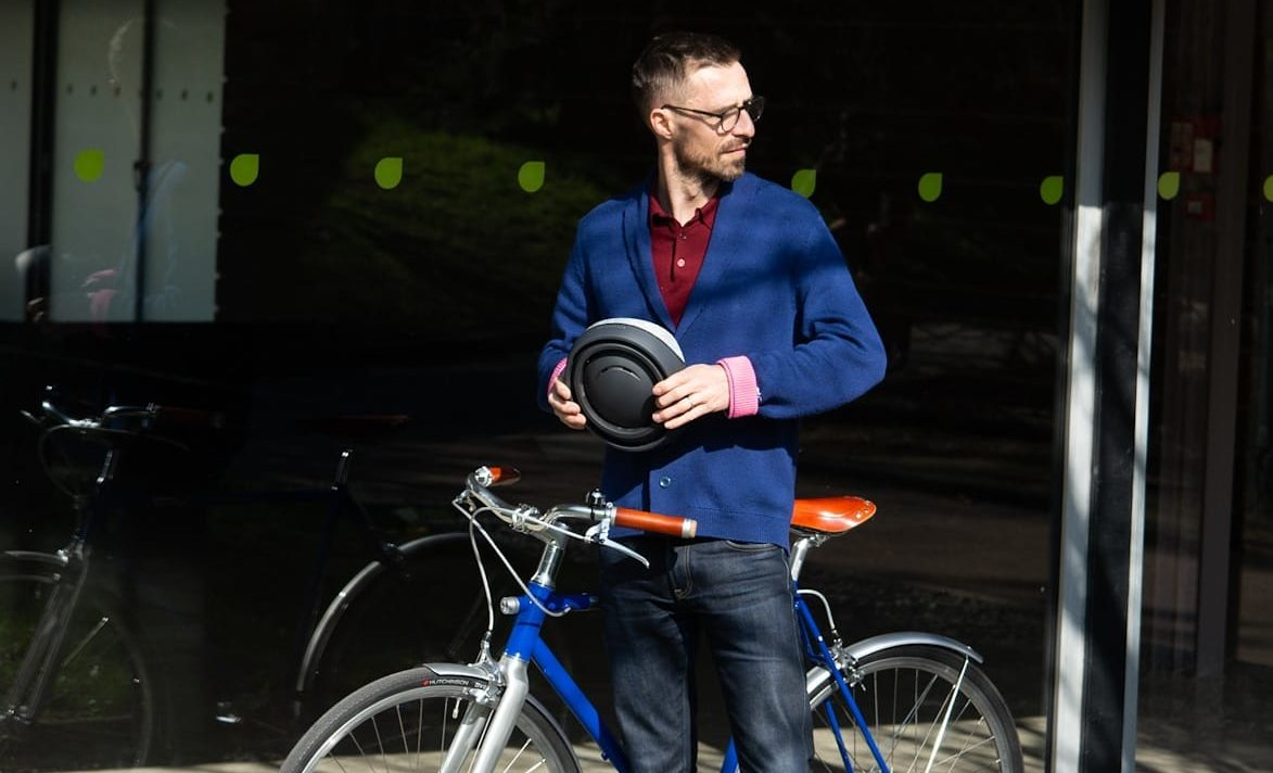 Froid à vélo? Du mérinos sur les os [Calendrier de l'avent vélo 2020]