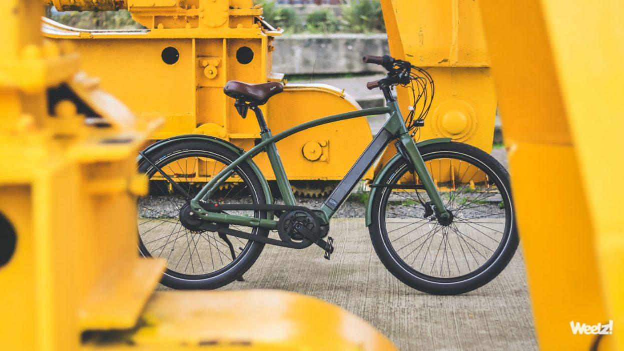 Reine Bike, un vélo électrique français venu de l'Ouest