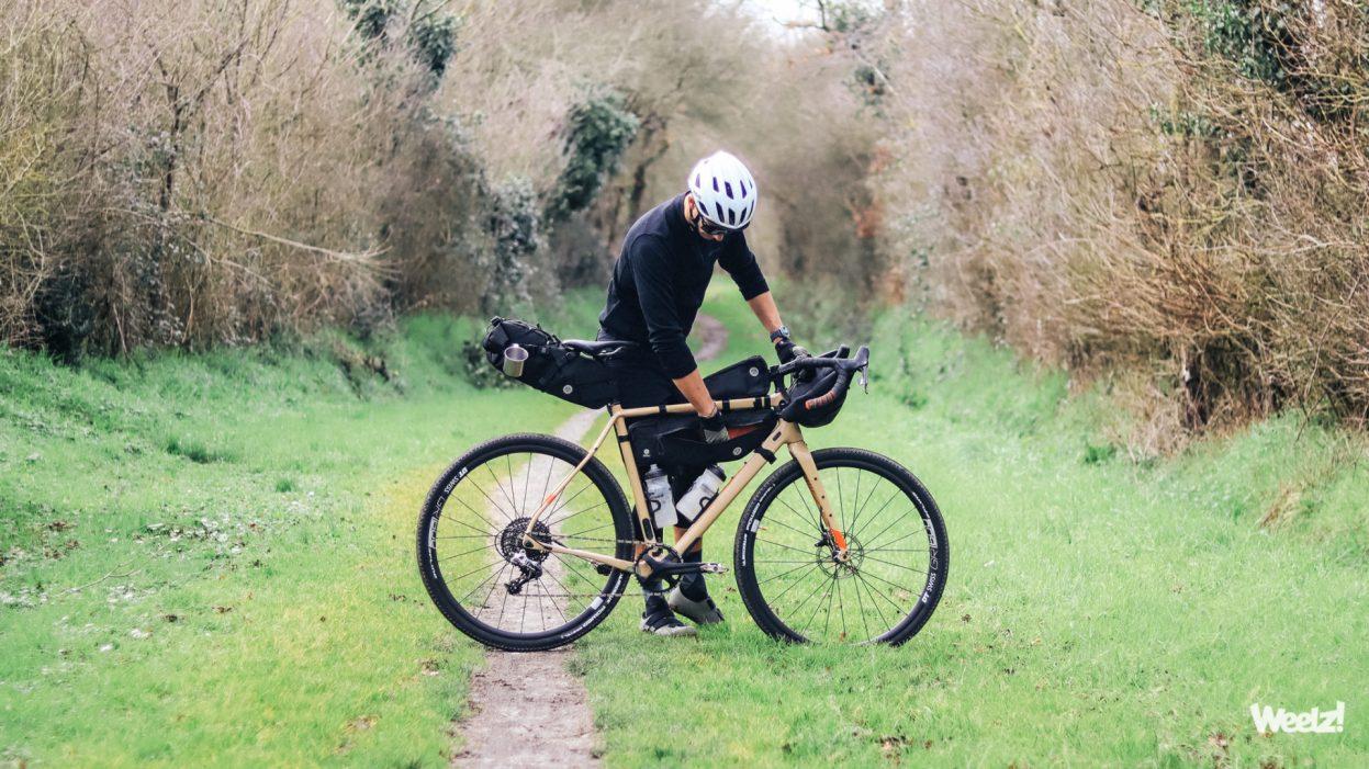 Définition: C'est quoi le bikepacking?