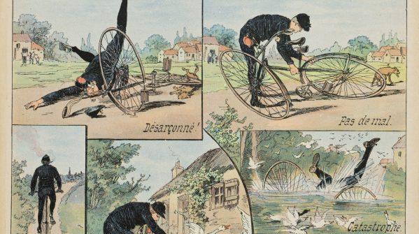« À bicyclette ! » une expo vélo au musée de l'image d'Epinal