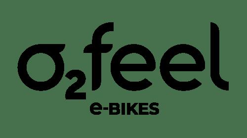 O2feel E Bikes Logo2021 Rgb