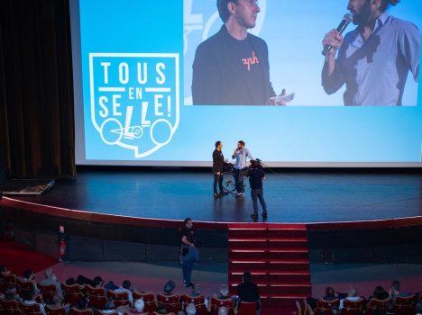 Tous en Selle 2021, le vélo dans un strapontin les 17 & 18 septembre à Paris