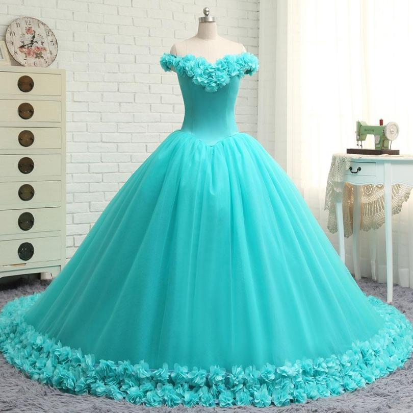 vestido de 15 azul claro barato online -