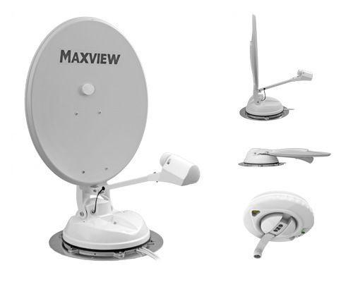 Maxview Satellite System Crank Up - 5