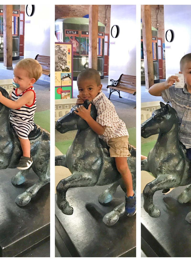 Field Trip Friday – The Louisiana Children's Museum