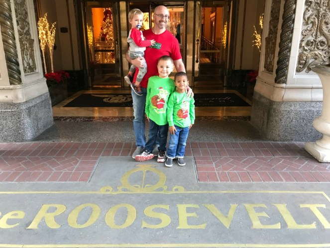 The Roosevelt Hotel, New Orleans