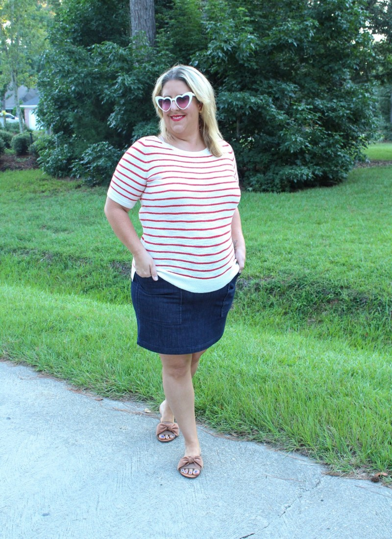 LOFT Outfit of the Month – July