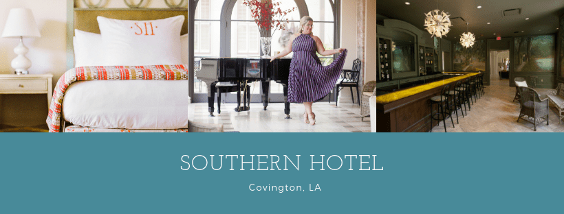 Southern Hotel - Covington Travel Guide Header