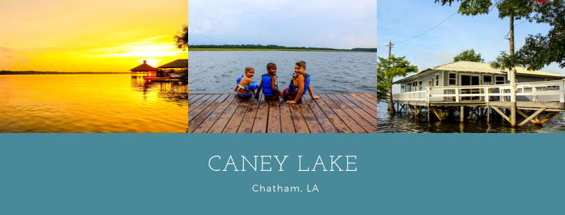 Caney Lake Travel Guide Header