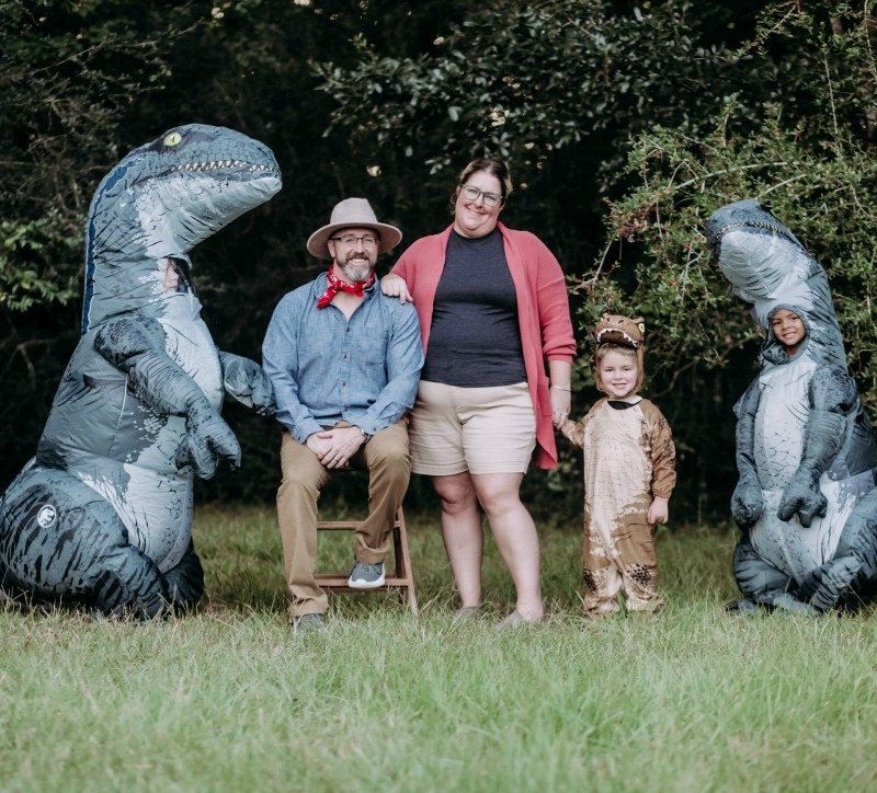 We Five King's Family Halloween Costume
