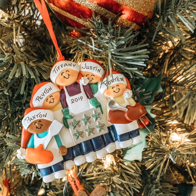 2019 Family Ornament - Our Holiday Home