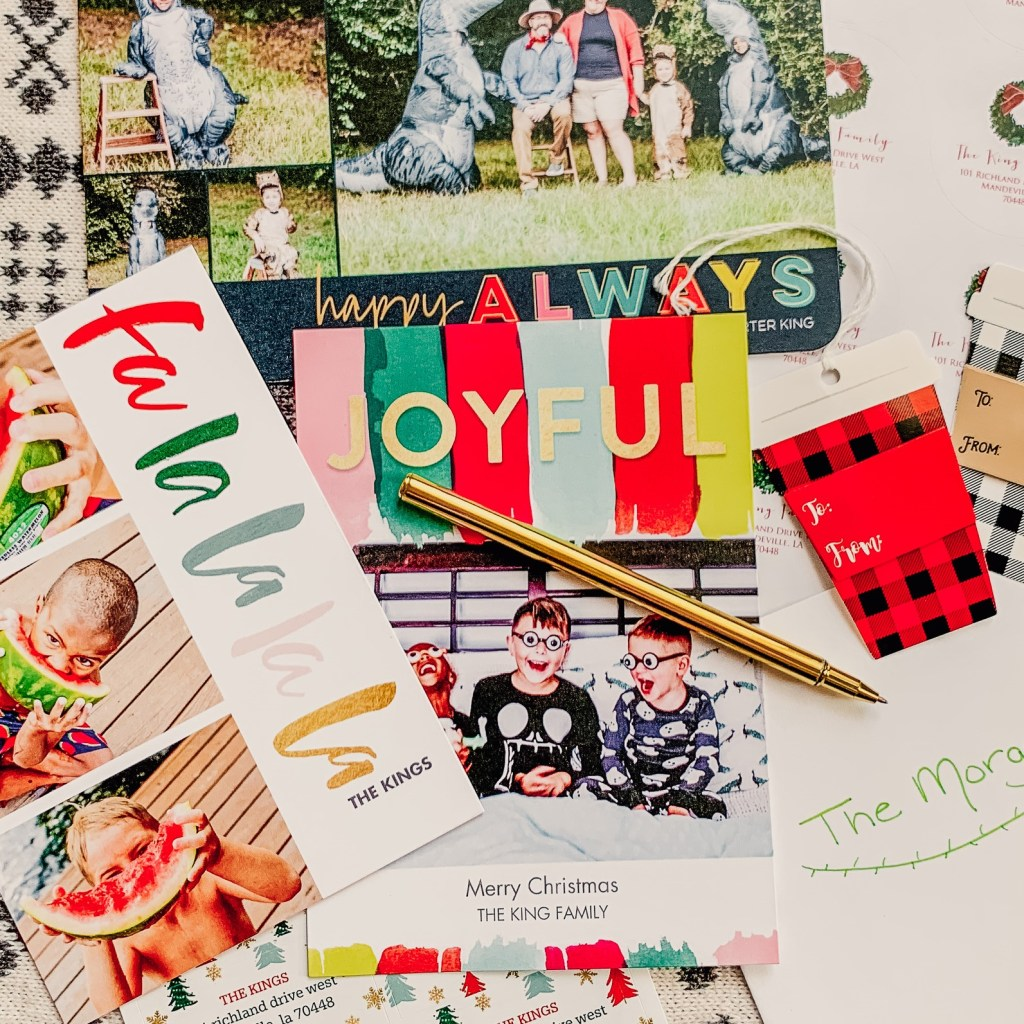We Five Kings Holiday Guide - Gifts from Shutterfly