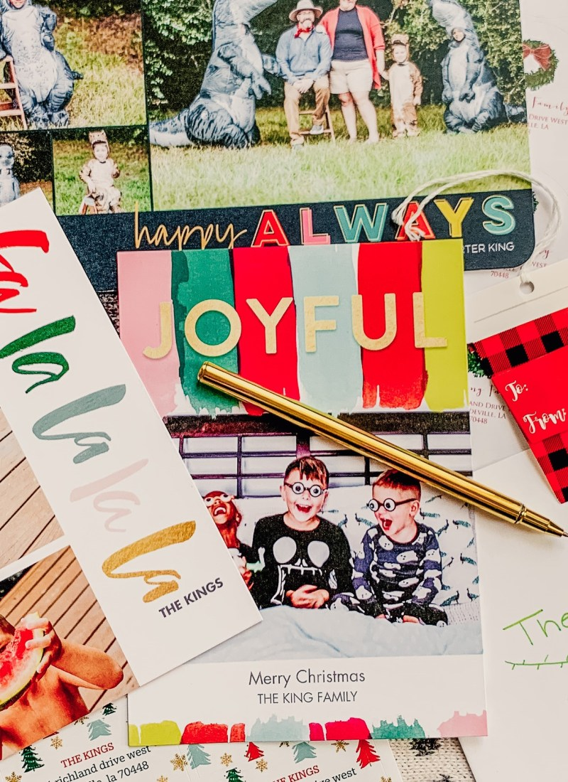 Holiday Cards – How to Pick the Perfect Card for Your Family