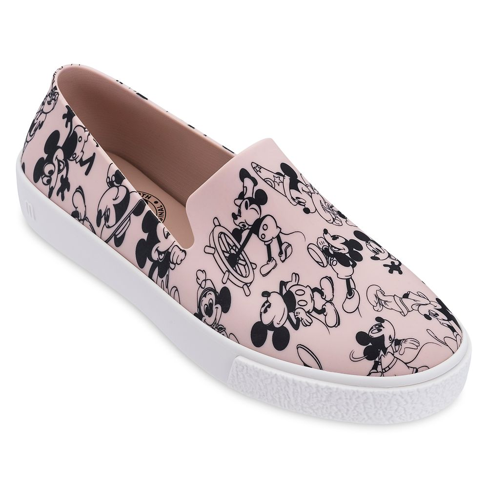 Melissa Mickey Mouse Sneakers