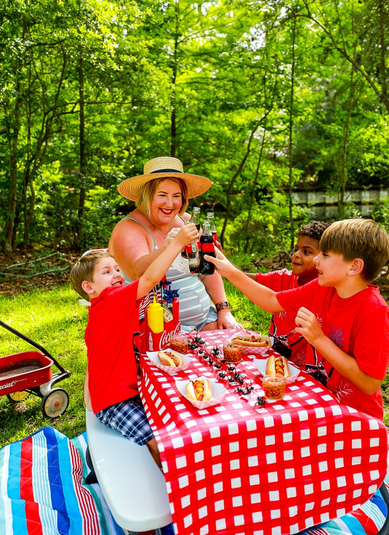 Americana Momma: How we Reinvented the Backyard Tea Party