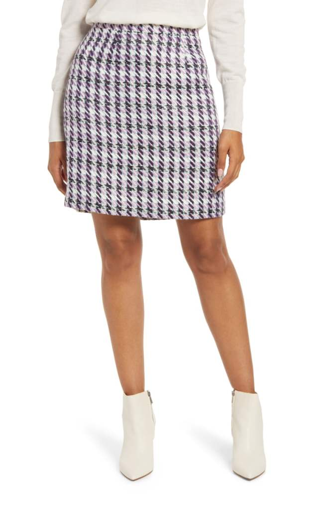 Nordstrom Tweed Skirt