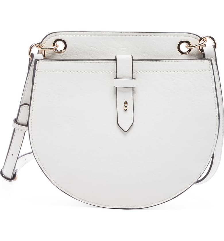 Sole Society White Crossbody bag on Nordstrom