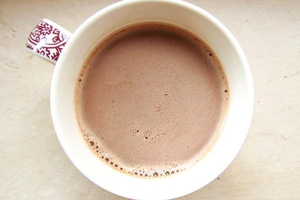 Kakao z nutelli