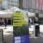 Stand d'information Heilbronn