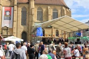 Europafest in Heilbronn