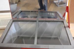 Solarkocher mit Wärmebox
