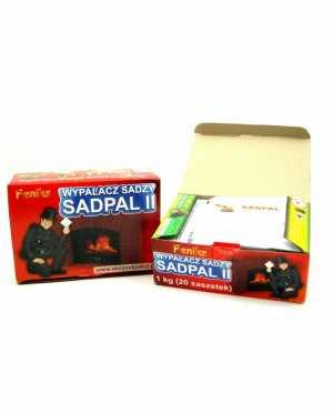 Wypalacz sadzy SADPAL 1kg (20x50g)