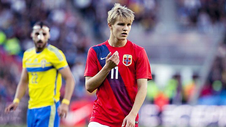 EURO 2016 - Odegaard