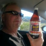 Dad's Diet Root Beer, proost!