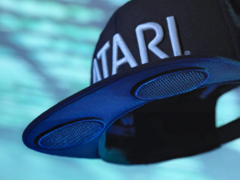 SpeakerHat: Atari introduces a hat with speakers
