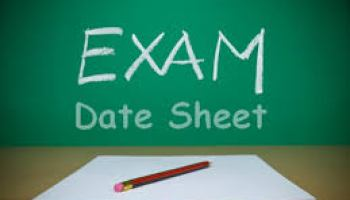 BISE Rawalpindi Board FA FSc Supplementary Exams Date Sheet