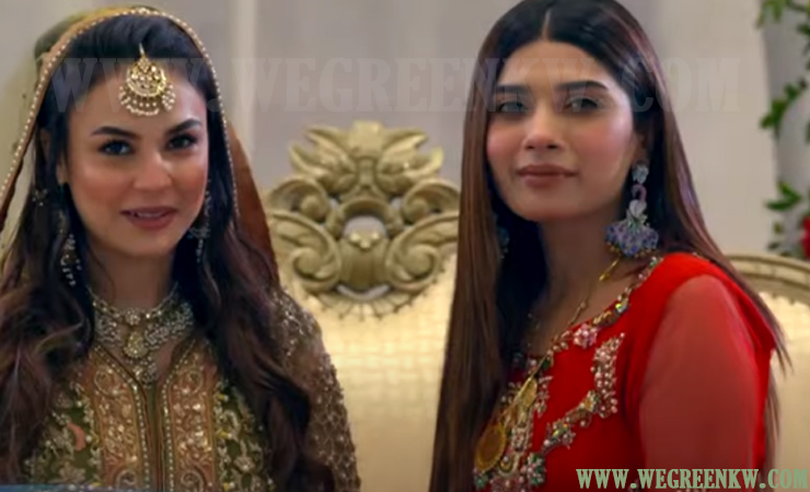 Ishq Hai Episode 33 and 34
