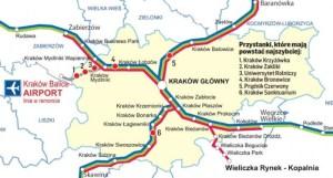 Kraków] Kolej Aglomeracyjna