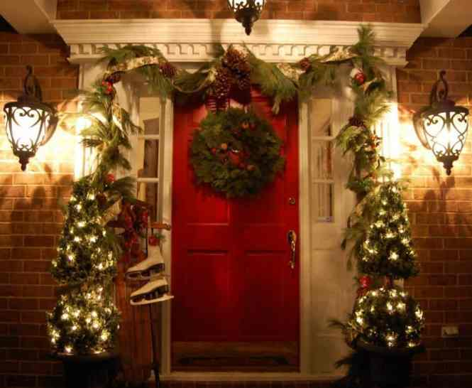 Decorate Your Porch For The Holidays