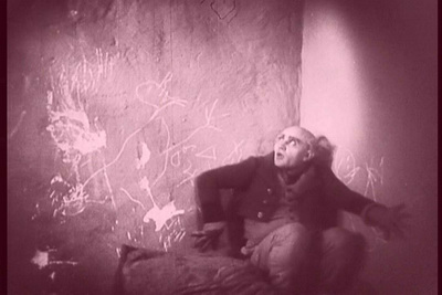 Nosferatu27 with Max Shreck Knock in asylum