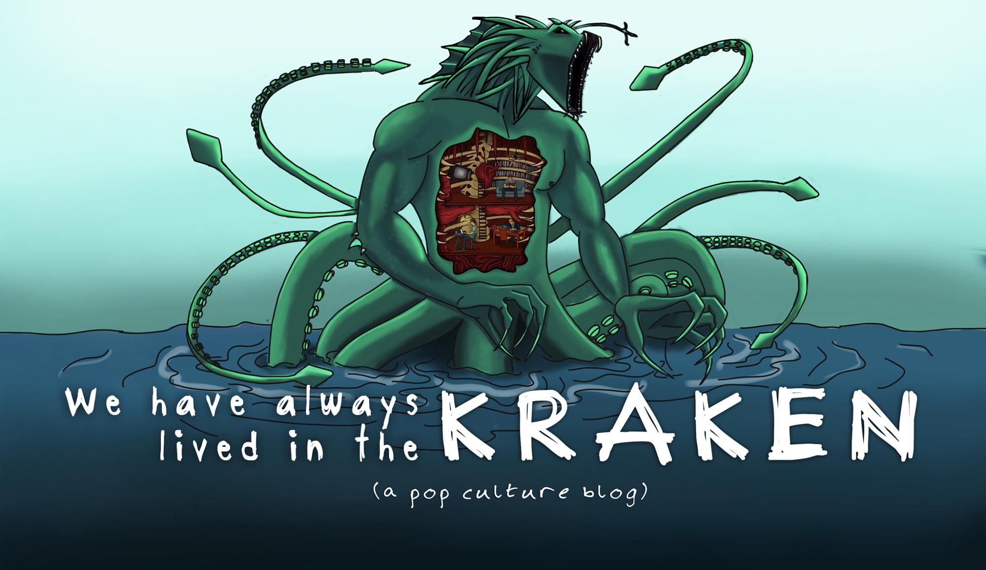 We Have Always Lived In The Kraken