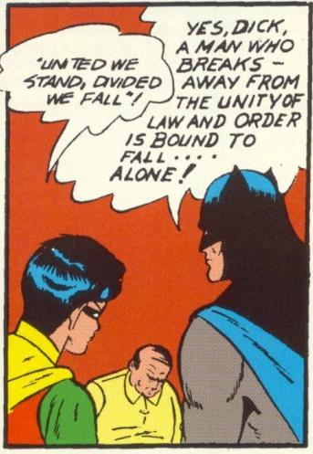 Batman 2-3 -10 recut