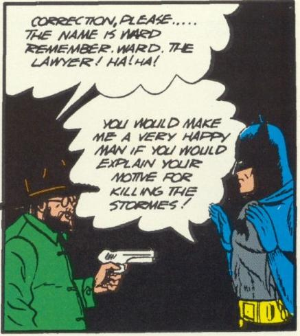 Batman 2-3 -9 recut
