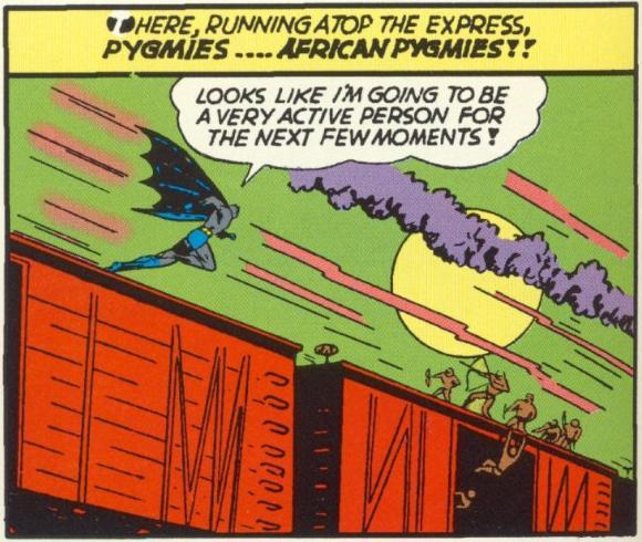 Batman 2-4 -1 recut