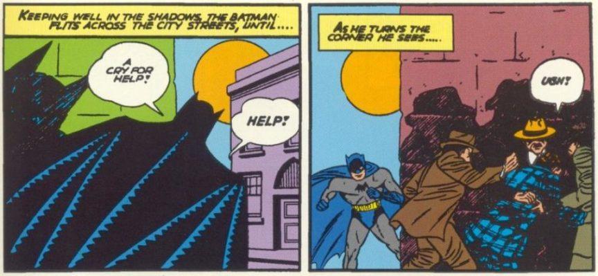 Batman 3-4 -3 recut