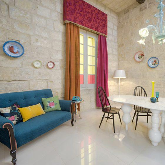 Indulgence Divine, Malta