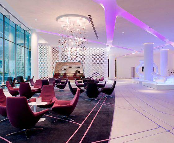 The Yas Hotel, Abu Dhabi