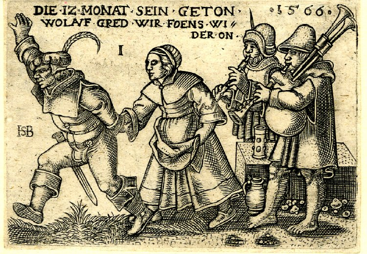 Kultura muzyczna Elbląga na tle Europy w XIV-XVI wieku, czyli co nam mówią źródła pisane… cz. 2
